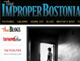 Project Thumbnail: The Improper Bostonian