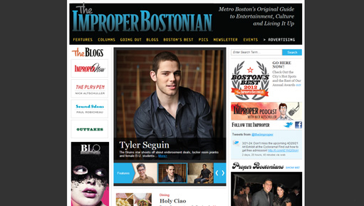 Improper Bostonian